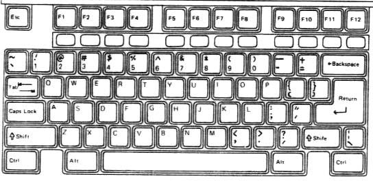Us Tastatur